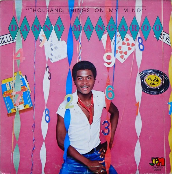 Danny Mangaroo : Thousand Things On My Mind | LP / 33T  |  Collectors