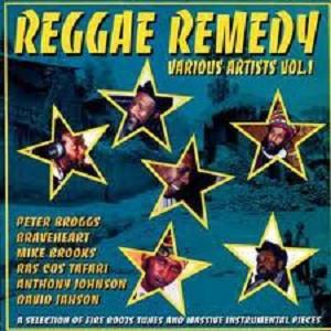 Various : Reggae Remedy Various Artists Vol 1   LP / 33T     UK