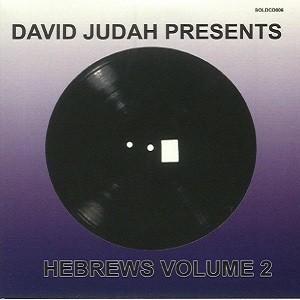 Various : David Judah Presents Hebrews Volume 1   LP / 33T     UK