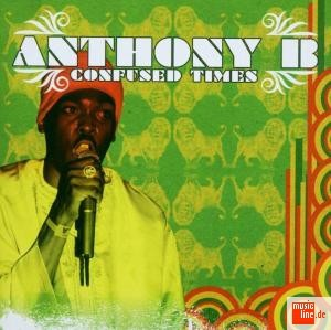 Anthony B : Confused Times | LP / 33T  |  Dancehall / Nu-roots