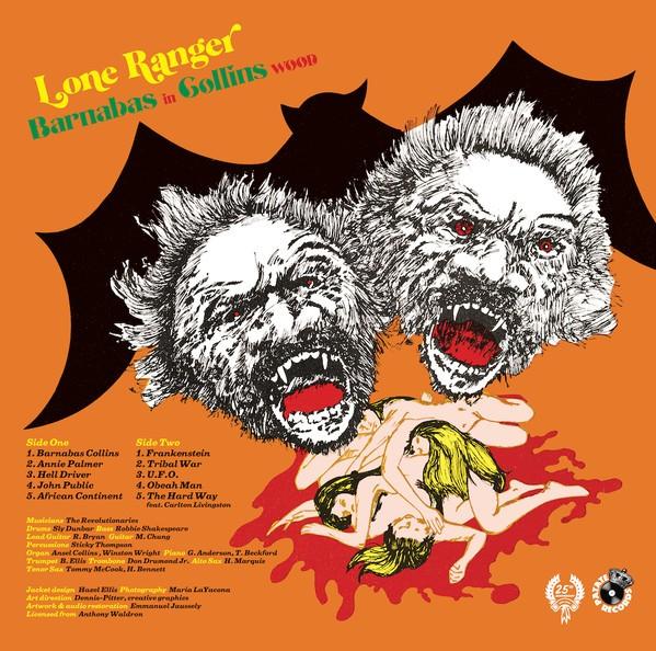 Lone Ranger : Barnabas Collins | LP / 33T  |  Oldies / Classics