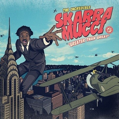 Skarra Mucci : Greater Than Great | LP / 33T  |  Dancehall / Nu-roots