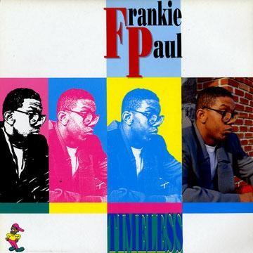 Frankie Paul : Timeless   LP / 33T     Oldies / Classics