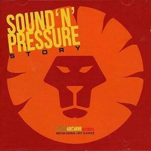 Various : Sound 'N' Pressure Story | LP / 33T  |  Oldies / Classics