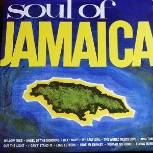 Various : Soul Of Jamaica | LP / 33T  |  Oldies / Classics