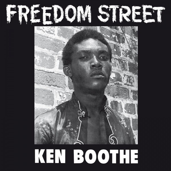 Ken Boothe : Freedom Street | LP / 33T  |  Oldies / Classics