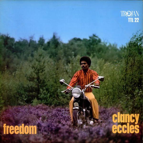Clancy Eccles : Freedom   LP / 33T     Oldies / Classics