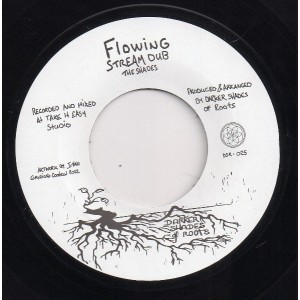 the shades : Rivers To The Sea   Single / 7inch / 45T     UK
