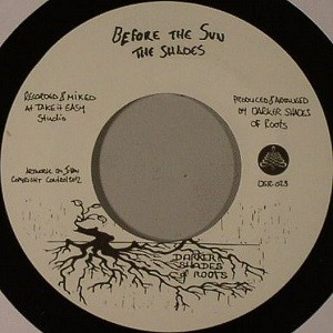 the shades : Before The Sun   Single / 7inch / 45T     UK