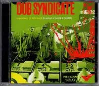 Dub Syndicate : Overdubbed  By Rob Smith   CD     UK