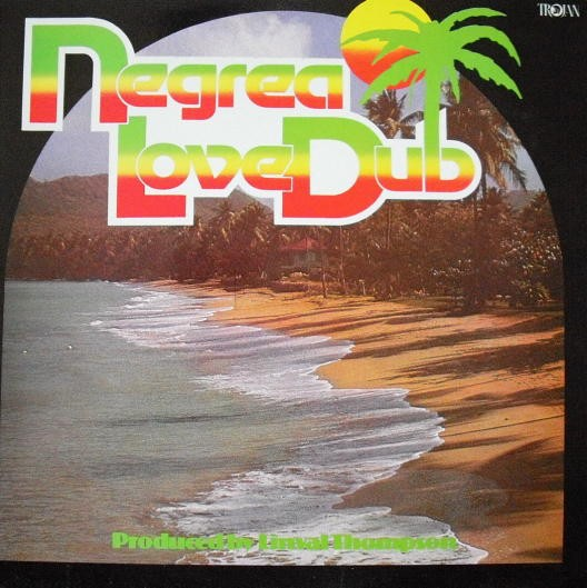 Various : Negrea Love Dub   LP / 33T     Oldies / Classics