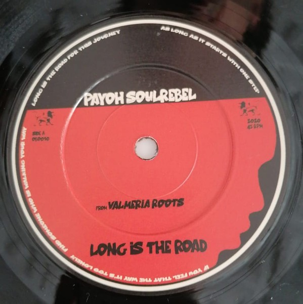 Payoh SoulRebel : Long Is The Road   Single / 7inch / 45T     Oldies / Classics
