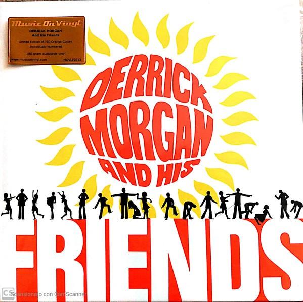 Derrick Morgan : Derrick Morgan And His Friends   LP / 33T     Oldies / Classics