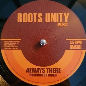 Bunnington Judah : Always There   Maxi / 10inch / 12inch     UK