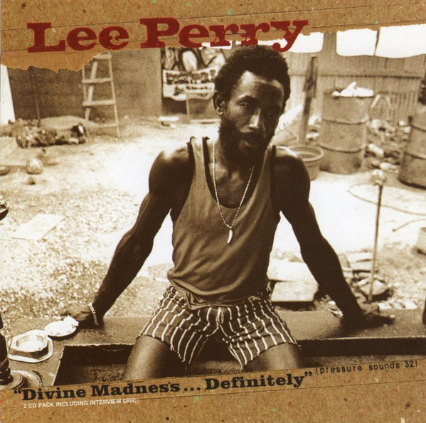 Lee Perry : Divine Madness...definitely | LP / 33T  |  Oldies / Classics