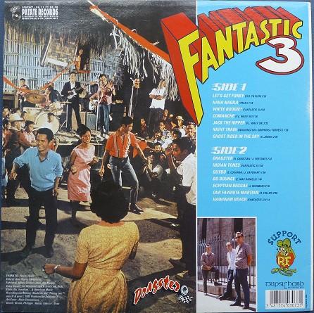 Fantastic 3 : 14 Favorites !!! | CD  |  Various