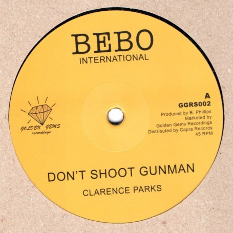 Clarence Parks : Don't Shoot Gunman