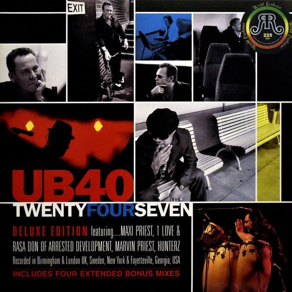 Ub 40 : Twenty Four Seven | LP / 33T  |  Dancehall / Nu-roots