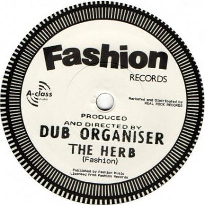 Dub Organiser : The Herb   Single / 7inch / 45T     UK