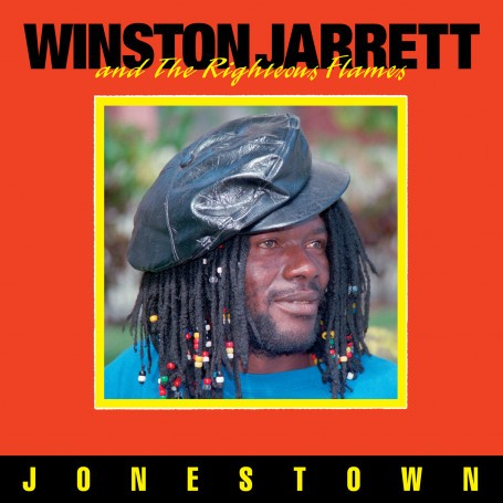 Winston Jarrett The Righteous Flames : Jonestown