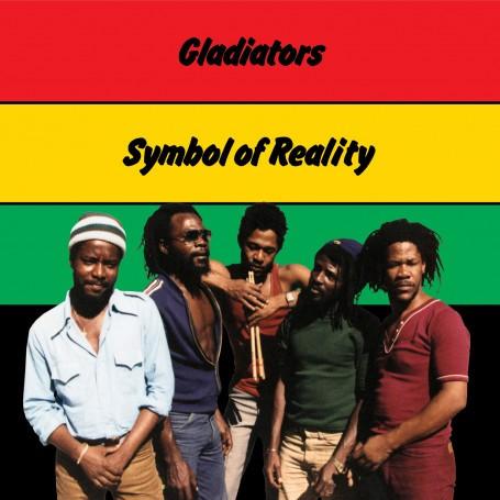 Gladiators : Symbol Of Reality | LP / 33T  |  Oldies / Classics