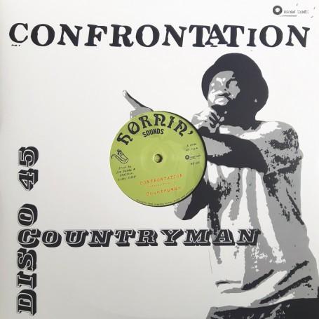 Countryman  ( Stallion ) : Confrontation   Maxi / 10inch / 12inch     Oldies / Classics