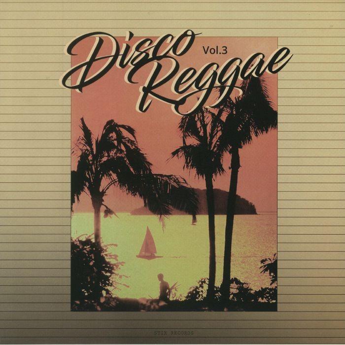 Various : Disco Reggae Vol 3 | LP / 33T  |  Mash Ups / Remixs