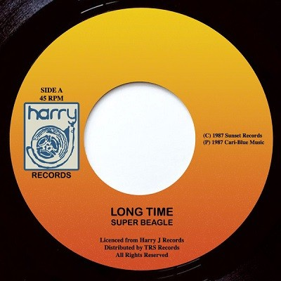 Super Beagle : Long Time | Single / 7inch / 45T  |  Oldies / Classics
