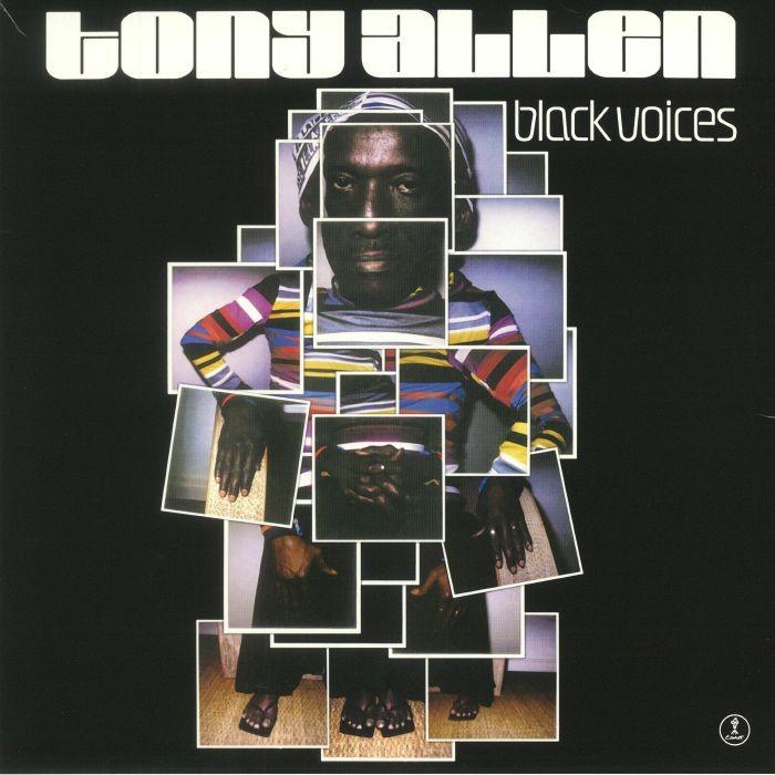 Tony Allen : Black Voices   LP / 33T     Afro / Funk / Latin