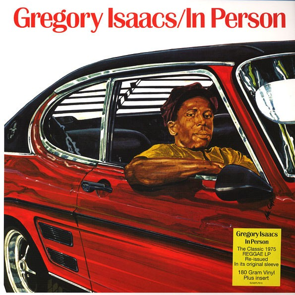 Gregory Issacs : In Person