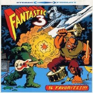 Fantastic 3 : 14 Favorites !!! | LP / 33T  |  Various