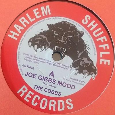 The Cobbs  : Joe Gibbs Mood | Single / 7inch / 45T  |  Oldies / Classics