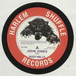 Rudy Mills : John Jones | Single / 7inch / 45T  |  Oldies / Classics