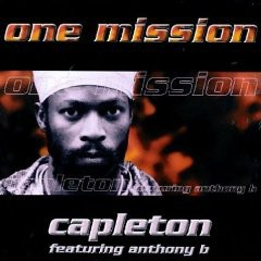 Capleton Featuring Anthony B : Capleton Featuring Anthony B – One Mission | LP / 33T  |  Dancehall / Nu-roots