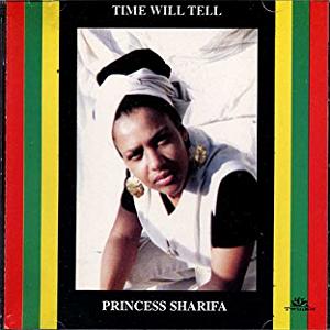 Princess Sharifa : Time Will Tell | LP / 33T  |  UK