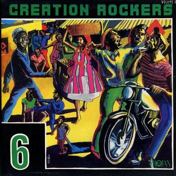 Various : Creation Rockers Vol 6   LP / 33T     Oldies / Classics