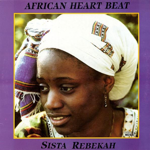 Sista Rebekah : African Heart Beat | LP / 33T  |  UK
