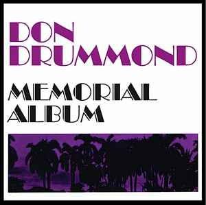 Don Drummond : Memorial Album | LP / 33T  |  Oldies / Classics