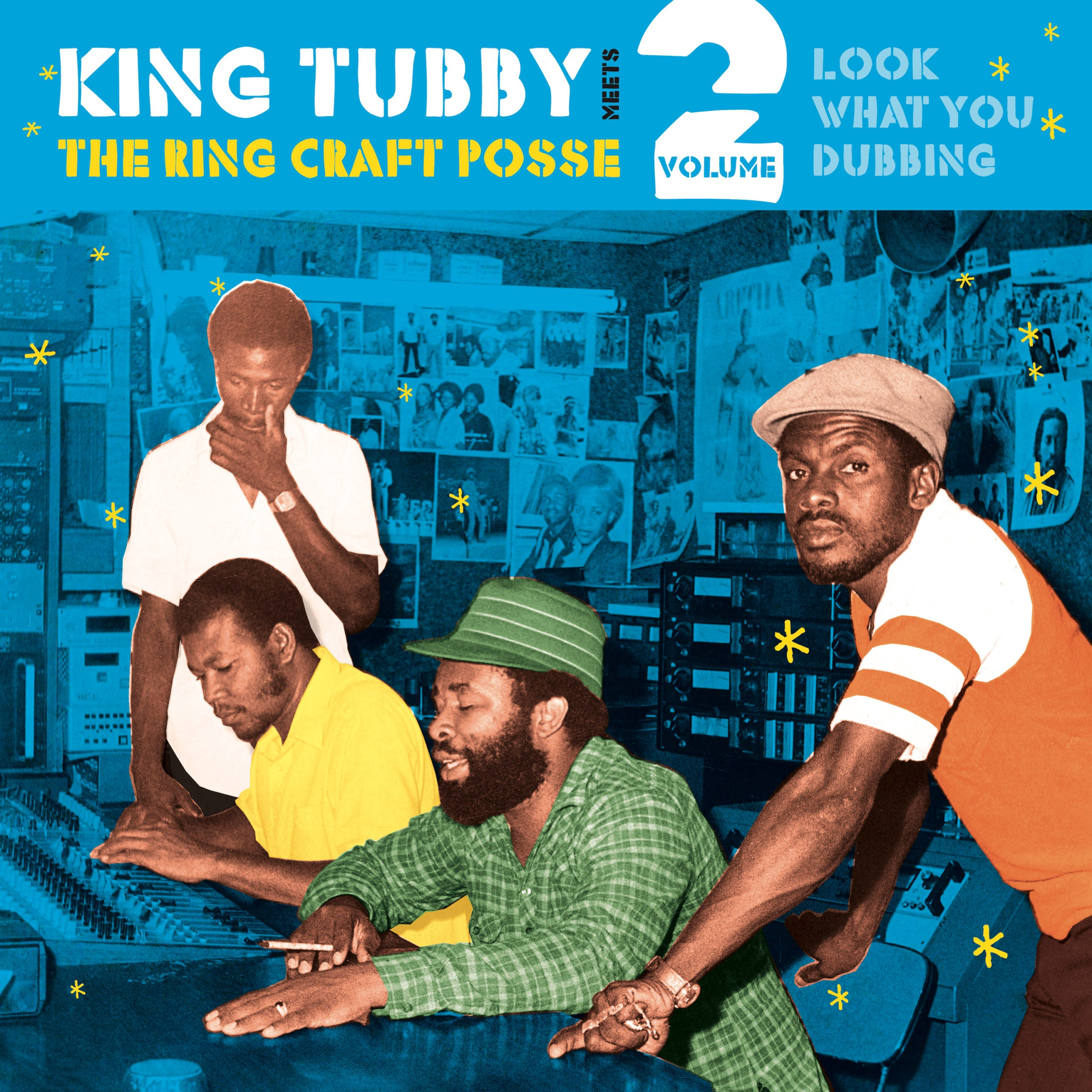 King Tubby : King Tubby Meets The Ring Craft Posse ( Vol 2 Look What You Dubbin ) | LP / 33T  |  Oldies / Classics