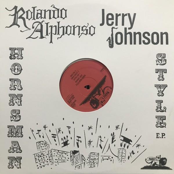 Roland Alphonso / Jerry Johnson : Hornsman Style E.P. | LP / 33T  |  Oldies / Classics