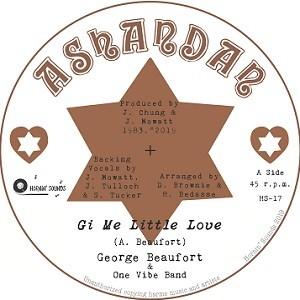 George Beaufort : Gi Me Little Love | Single / 7inch / 45T  |  Oldies / Classics