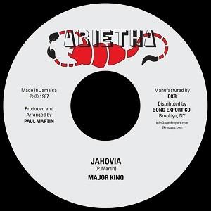 Major King : Jahovia