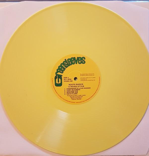Roots Radics : 12 Inches Of Dub   LP / 33T     Oldies / Classics