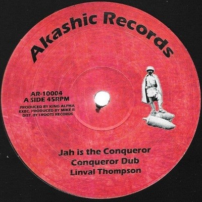 Linval Thompon : Jah Is The Conqueror