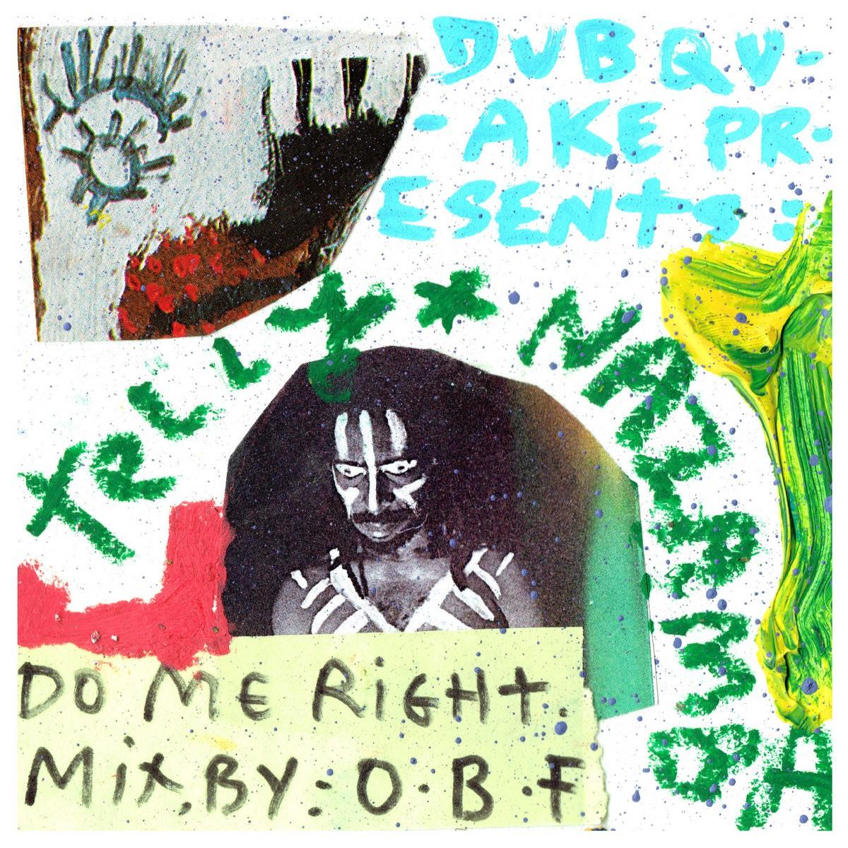 Dub Me Right : Telly  feat Nazamba & O.B.F