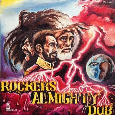 Various : Rockers Almighty Dub | LP / 33T  |  Oldies / Classics