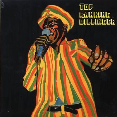 Top Ranking Dillinger : Dillinger | LP / 33T  |  Oldies / Classics