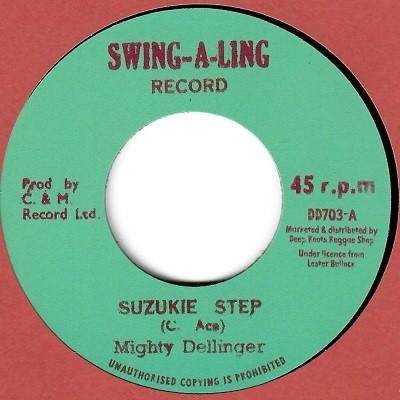 Dillinger : Suzukie Step