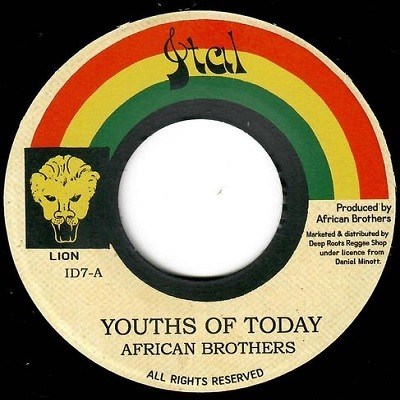 African Brothers : Youths Of Today