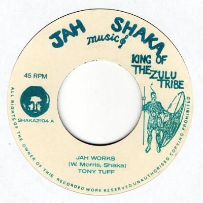 Tony Tuff : Jah Works